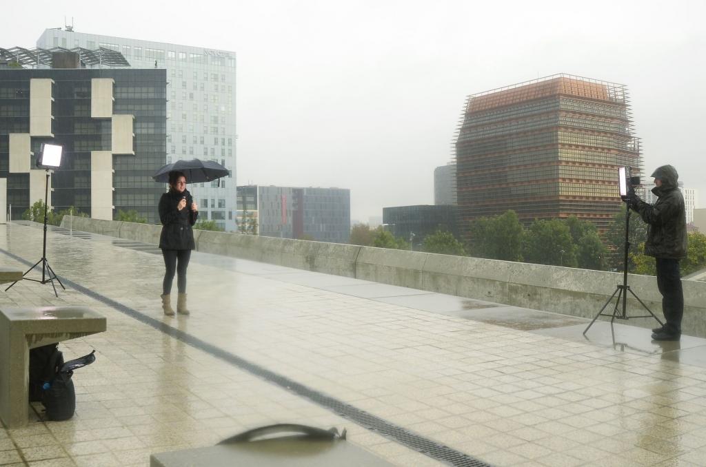 TheLight - Velvet Power 1 Flood 30° Rainproof - IP54
